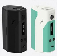 Wholesale Electronic Cigarettes Powerful Batteries - Electronic Cigarette Vape Mods Authentic Reuleaux 200w Box Mod RX200 200W TC Mods Kit 3 18650 Battery Powerful Ecig Mod Genuine