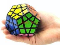 iq oyuncakları toptan satış-Toptan Sihirli Küp IQ Beyin Hız Bulmacalar oyuncak öğrenme eğitim cubo magico personalizado Oyunu küp oyuncaklar fre nakliye