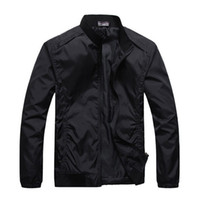 Wholesale Jaqueta Nylon Masculina - FG1509 2015 Jacket Men Summer Casual New Outdoors Sportwear Men Waterproof Jacket Coats Slim Windbreaker Jaqueta Masculina ZHZ1200