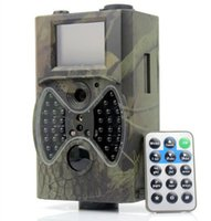 Wholesale Scouting Trail - outdoor scouting hunting camera New HD 1080P GPRS MMS Digital Infrared hunting Trail Camera GSM 2.0' LCD IR Hunter Cam
