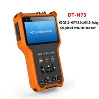 Wholesale Cctv Digital Monitor - 4-in-1 HD Combine Tester N series 4.0Inch CCTV Tester Monitor Analog Camera Tester support CVI TVI AHD Analog Digital Multimeter ann