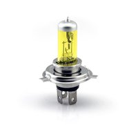 Wholesale halogen xenon bulbs for sale - 1PCS H4 W V XENON Super White and Yellow Halogen Car Headlight Bulbs Lamp k K