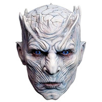 Wholesale christmas outfits for adults resale online - 2018 New Party Cosplay Game Mask Halloween Costumes Game of Thrones Costum Zombie Masks Full Head Mask Cosplay Halloween Outfit