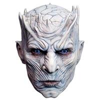 tronos de juego disfraces al por mayor-2018 Nueva fiesta Juego de cosplay Máscara Disfraces de Halloween Juego de tronos Costum Máscaras para zombis Máscara de cabeza completa Traje de Halloween de cosplay