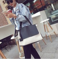 Wholesale Cheap Leather Handbags For Women - Handbags for Women Leather Hobo Handbags 2018 Hard Hand Bag Cheap Wholesale Crossbody Shoulder Bags of Girls A834