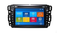 """Wholesale Navigation For Gmc - HD 2 din 7"""" Car Radio Car DVD Player for GMC Yukon  Tahoe 2007-2012 With GPS Navigation Bluetooth IPOD TV SWC USB AUX IN"""