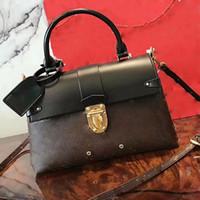 Wholesale Twist Handle - ONE HANDLE women shoulder bags famous brand Epi leather handbags luxury designer crossbody bag high quality female TWIST purse fashion