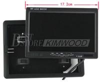 ingrosso monitor del bus lcd-Telecamera di retromarcia per parcheggio retromarcia senza fili 12-24V per bus caravan car 7