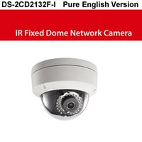 Volle englische Firmware HIK DS-2CD2132F-IS, 3MP CCTV-Kamera reparierte IR-Haube, 3DNR, D-WDR, IP66, Alarm Audio-i / o-Überwachungskamera