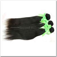 Wholesale Grade 5a Straight Unprocessed Hair - 5A Grade Brazilian Hair Human Hair Weave Virgin Brazilian Hair Bundles Unprocessed Straight Human Hair