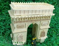 Wholesale Triumph Models - Wholesale-French Arch of Triumph 3D Puzzle Scale Models