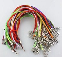 Wholesale Vintage Lucky Cats - Cat Dog Palm Print Bracelets Adjustable Nylon Cord Friendship Bracelets Lucky Vintage Silver Charms Making For Women Jewelry Accessories