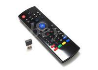 micrófono al por mayor-X8 Mini Wireless Keyboard Air Mouse Remote Gyroscope Sensores MIC Combo MX3-M MX3 MXQ M8 M8S M95 S905 STB Gear Android TV BOX