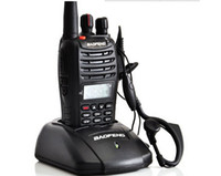 Wholesale Radios Communicators - Wholesale-portable radio sets real 2015 new baofeng walkie talkie uv-b5 5w 99ch uhf+vhf dual band ham two-way communicator