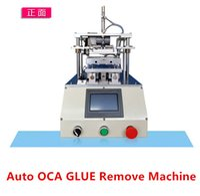 Wholesale Vacuum Cleaner Pump - Max 8.4 inch Mobile phone LCD Screen Repair Machine Vacuum OCA UV Glue Remover Machine Automatic OCA Glue cleaning machine with pump vacuum
