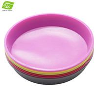 Wholesale Silicone Pizza Mould - Simple Round Silicone Cake Pan Oven Heat Resistant Pastry Mold Cake Tools Pizza Mould, dandys