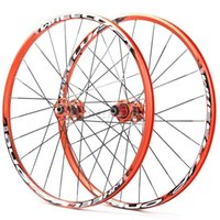 "Wholesale Sram Clincher Wheels - WHEEL UP MTB 26"" Wheels Wheelsets-ONE Red for SHIMANO SRAM 8S 9S 10S Bicycle Parts"