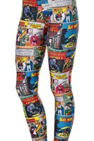 Wholesale Leggings Hot Golden - Hot Sexy Fashion 2015 Pirate Leggings Pants Digital Printing Golden Age Leggings For Women