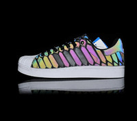 Wholesale ZX FLUX XENO SL Loop Shoes reflective fluorescent men and women cheap zx new arrival xeno color shoes SL Loop D69366 EUR