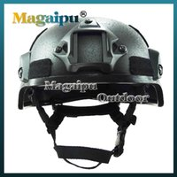 Wholesale Fast Shooting - Tactical helmet Military Army Tactical Series Airsoft Paintball Hunting Shooting Gear Combat Fast Helmet
