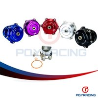 Wholesale Flange Valve - PQY STORE- New style Tial 50mm Q Blow Off Valve BOV with v-band Flange High Performance with logo PQY5765