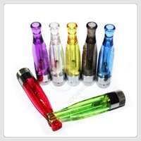 Wholesale Detachable Coil Wick - Top GS H2 Clearomizer rebuildable coils atomizer GS-H2 Detachable No Wick No Burning sell e cigs electronic cigarette ego vapor battery tank