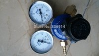 oxygen cylinder regulator - YQY oxygen pressure reducer oxygen gas regulator gas cylinder regulator O2 regaultor
