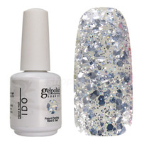 Wholesale Low Price Nail Polish - Wholesale-IDO gelpolish Lowest Price 1853 Color Gel Soak Off Nail Gel Polish UV LED Gel