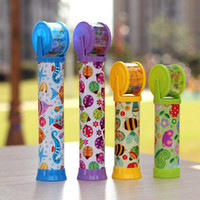 Wholesale Nostalgia Toy - Wholesale- 2016 new traditional children's toys Amazing Magic Baby nostalgia kaleidoscope prism observe the outside world