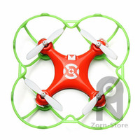 Wholesale Battery Toy Helicopter - Zorn toys Store-Bessky Cheerson CX-10 Mini 2.4G 4CH LED RC Quadcopter Remote control aircraft Helicopter Aviation model toys