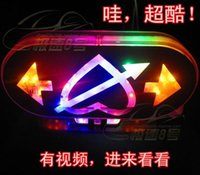 Wholesale Lights For Track Bikes - For modified motorcycle accessories bikes decoration lamp led lights brake steering lamp turn lights 60 order<$18no track