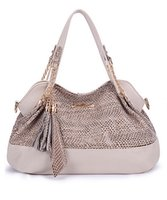 Wholesale Designer Large Bag - 2016 fashion new single shoulder bag snakeskin stria diagonal sequins chain handbag designer shoulder bag large PU bag Free shipping
