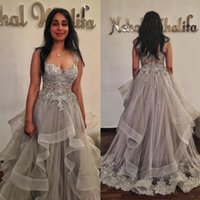 Wholesale Irregular Pleat Dress - Amazing Sweetheart Prom Dresses Sequins Beads A Line Girls Formal Wear Cocktail Dress Irregular Tulle Sexy Back Celebrity Evening Gowns