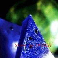 Wholesale Melons Seeds - A Package 50 Pieces Seeds Blue Flesh Watermelon Seeds New Varieties of Water Melon Bonsai Plants Seeds NON-GMO Edible Fruits