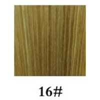 Honey Blonde # 16 Real Remy Человеческие волосы 100 г Micro Nano Ring Hair Extensions