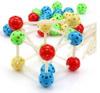 Wholesale Insert Bead Toy - Wholesale-free shipping,Change plug insert string beads toy,educational game pearl puzzle