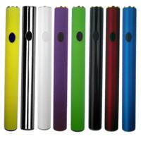 e zigaretten cartomizer großhandel-Bunte super mini schlanke E-Zigarette 510 Lady E-Cig MEGA Manueller Akku für 510 E-Cig-Serie Zerstäuber / Clearomizer / Cartomizers