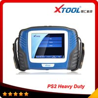 xtool ps2 heavy duty scanner al por mayor-El explorador resistente 100% xtool ps2 del profesional estupendo del explorador 2015 del explorador de PS2 HD libera el envío