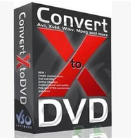 Wholesale Video File - Convert video files to burn   VSO Software ConvertXtoDVD 5 English multi-language version