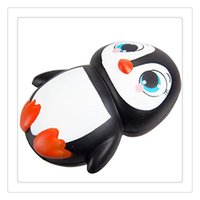 Wholesale Penguin For Sale - 2018 Hot Sale Penguin Squishies Jumbo Penguin Squishy Kawaii Animal Slow Rising Phone Charms Kid Toy Christmas Gift Stress Relief Toys DHL
