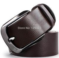 Wholesale Wide Belt Trend - new trend brand designer belts for men women genuine leather belt Men's belts  metal buckle high quality belts