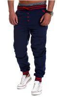 Wholesale Mens Cotton Camouflage Pants - Wholesale-High quality! New 2016 Autumn Brand mens sweat pants Men cotton camouflage trousers Casual Men pants  men's Joggers pants
