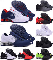 Wholesale Cool Shoes For Boys - mens air shox deliver NZ R4 tennis janoski cool running shoes top designs sneakers for men cheap boys online trainers shoes's store home