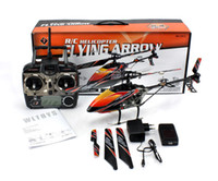 Wholesale Helicoptero V912 - WLtoys V912 Large 52cm 2.4Ghz 4Ch Single Blade Remote Control RC Helicopter with Camera Gyro RTF Upgrade Version Free Shipping