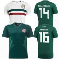 f62eaa42341 Soccer Men Short Mexico 2018 2019 HERRERA CHICHARITO J.DOS SANTOS G.DOS  SANTOS