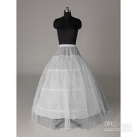 Wholesale full petticoats resale online - In Stock Cheap Mega Full Hoop High Quality Costume Victorian Petticoat Skirt New Arrival White Petticoats Chinese