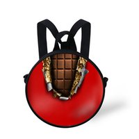 Wholesale Girls Shoulder Bag For School - 2015 Chocolate Mini Travel Bag Fashion Candy Women Small Shoulder School Bags for Kids Girls Schoolbags Female Mochila Infantil