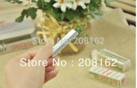 Wholesale Special Jifonli Cut Scraping Eyebrow Blade Make up Artist Dedicated Feather Blade mix order usd