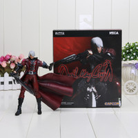"Wholesale Neca Toys - NECA Devil May Cry Dante PVC Action Figure Collectible Model Toy 7"" 18CM"
