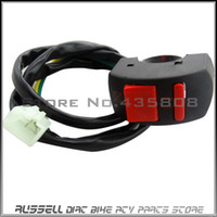 Wholesale Dirt Bike Kill Switch - DIRT BIKES PIT BIKES Motorcycle ATV Bike Handlebar Kill Stop Switch ON OFF Button